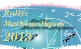 Rallye des mathématiques