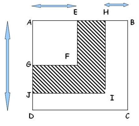 Calcul littéral et géométrie