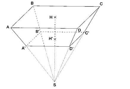 Pyramide tronquée