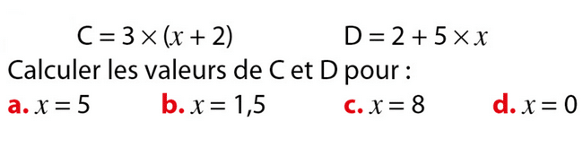substitution 3