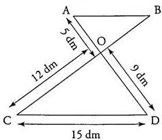 Théorème de Thalès : exercices de maths en troisième (3ème)