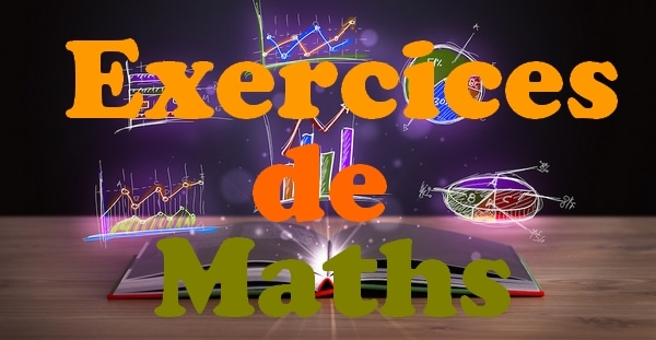 exercices maths