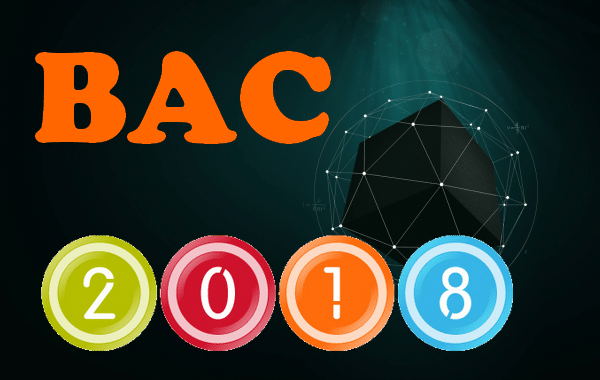 bac maths 2018