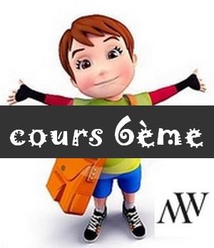 Cours maths 6ème