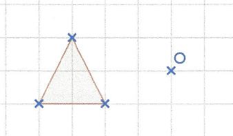 homothétie d'un triangle