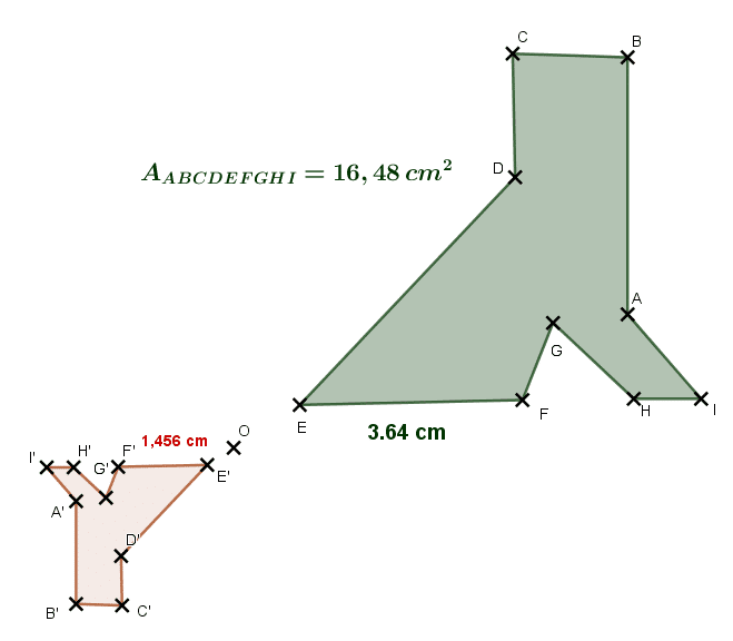 image d'une figure par homothétie 2