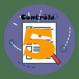 contrôle maths 5ème