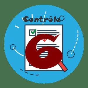 contrôle maths 6ème