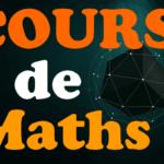 Cours de maths avec des leçons à télécharger en PDF.