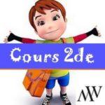 Fonctions avec variations et résolution d'équations : cours en 2de en PDF