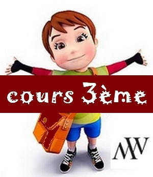 cours maths 3ème