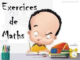 exercices maths